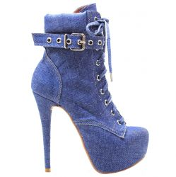 Ankle Boot Jeans Lexy