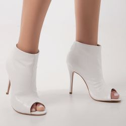 Open Ankle Boot Rebeca