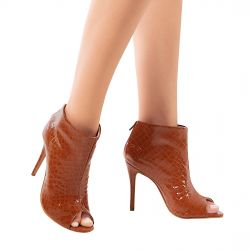 Open Ankle Boot Jane